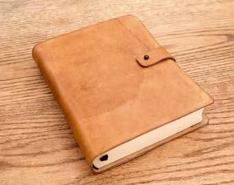 ESV Journaling Bible, Full Grain Cowhide Leather