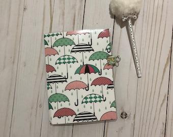 Traveler's Notebook Pocket Folder | Umbrella