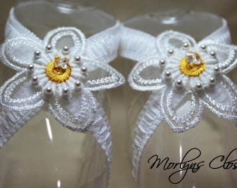 Lace barefoot sandal, Barefoot sandals, bridal barefoot sandals, Pearl barefoot sandal, white barefoot sandals, Bridal Foot Jewelry, baby