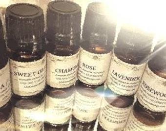 Triple Rose Essential Oil Blend 5 ML