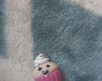 Pink Bottom Cupcake