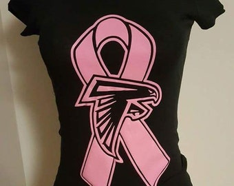 Falcons Breast Cancer Awareness Shirt