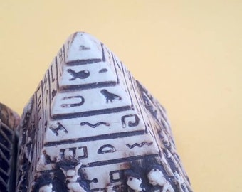 Egyptian pyramids hand made