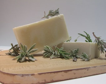 Lavender Bar | Pure Olive Oil Bar | 100% Homemade & Handmade