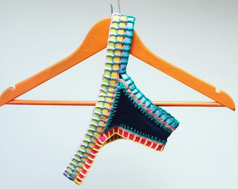 Bikini Bottom in handmade crochet