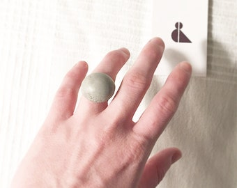 Concrete Dome Ring