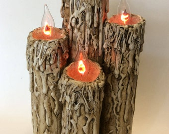 Flameless candles/ Halloween prop/ Outdoor decoration