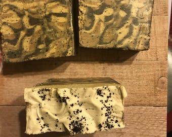 Coffee Exfoliating Soap