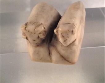 Pre-Columbian Inca Stone Fertility Talisman