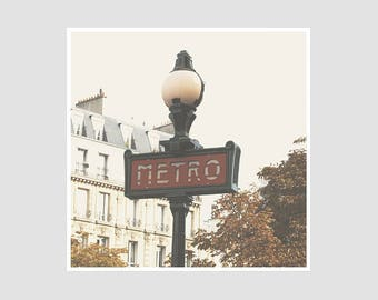 Metro 8x8 - Original Signed Photography