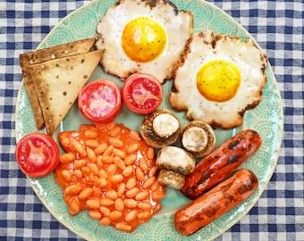 Full English Breakfast Cookies