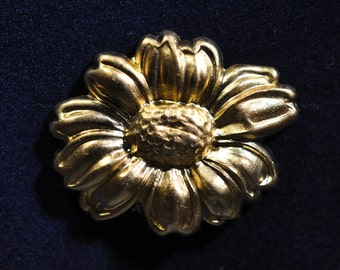 Three Sassy Sunflower Decorative Elements SHIPPING INCLUDED