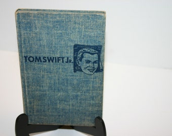 Vintage Tom Swift Jr. And His Electronic Retroscope 1959 book #14