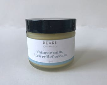 Chinese Mint Itch Relief Cream