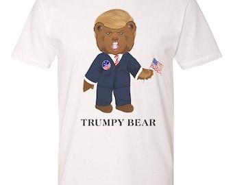 Trumpy Bear Tee