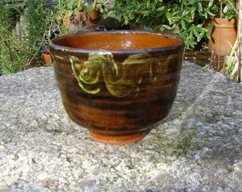 ceramic cereal bowl, handmade pottery bowl, soup bowl, desert bowl