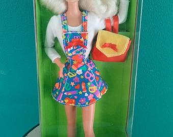 Mattel School Time Fun Barbie Doll
