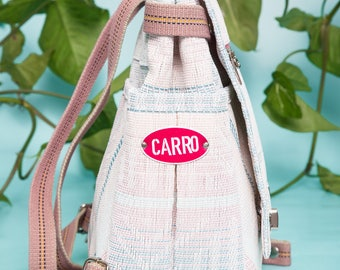 PLAYGROUND BACKPACK SMALL (Vintage material)