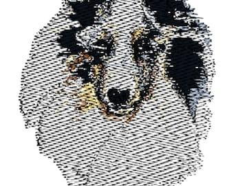 Sheltie, Shetland Sheepdog Embroidered Towels, Dog Towels, Personalised Towels, Shetland Sheepdog 10