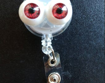 Eyeballs ID holder
