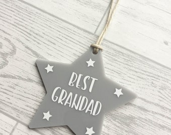 Grandad Father's Day Gift, Gift for Grandad, Grandad Birthday Gift, New Grandad Gift, Grandfather Gift, Gift from Grandkids, Best Grandad