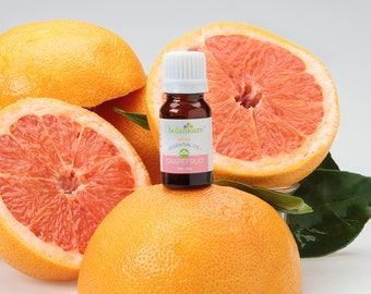 Grapefruit Essential Oil Therapeutic Grade 100% Pure 10ml/.33oz by Botanicare