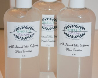 All Natural Hand Sanitizer