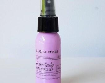 Serendipity Body Spritzer, Body Mist, Body Spray, Hair Spray Mister, Vegan Body Spray, Fragrance Body Mist, Scented Deodorant, Fragrance