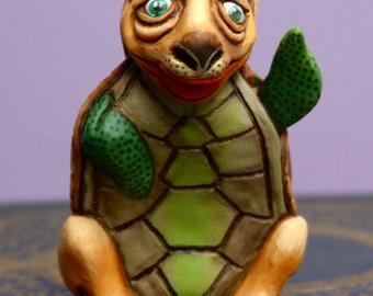 Figurine/mock / Alice's Adventures in Wonderland / the adventures of Alice in Wonderland / Mock Turtle/Gryphon /ALICE