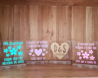 Personalised Plaque - Any Design