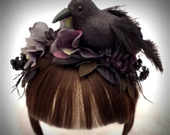 Nevermore headband