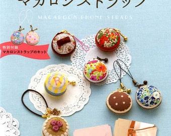 Macaroon Phone Straps - Japanese Craft  Book MM