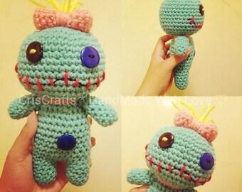 Scrump Doll from Lilo & Stitch