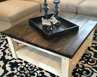 Denver Style Coffee Table