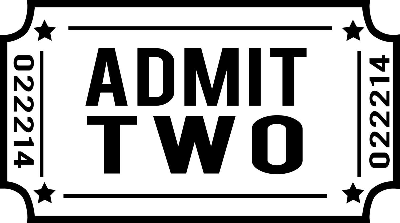 picture regarding Admit One Ticket Printable titled Fairly Confess 1 Ticket @FE05 Advancedmagebysara