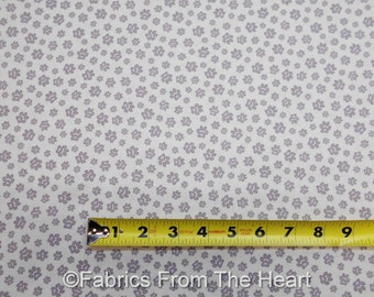 Curious Cats Kitty Dogs Puppy Paws on Cream BY YARDS Elizabeth's Cotton Fabric