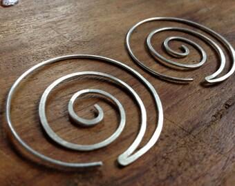 Double Hoop Spiral