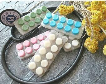 Pill soap Pill Soap Favor Medical Student Gift Best Doctor Gift Gift for Doctor Pharmacist Gift Pharmacy Gift Nurse Gift  Gag Gift