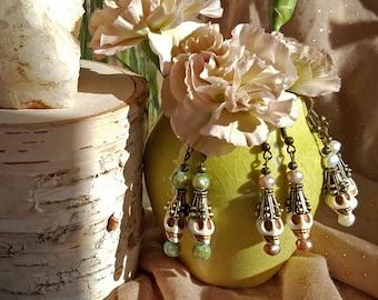 Memento Mori Celebration Earrings
