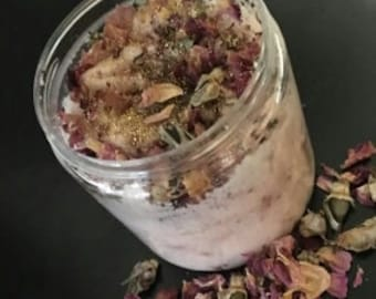 The Fairy's Forest Whipped Sugar Scrub