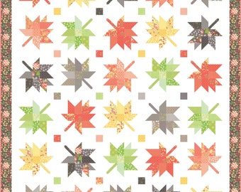 Maple Charm PDF Quilt Pattern #132
