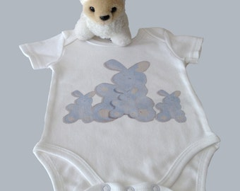BB organic cotton BODYSUIT