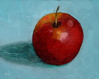 Apple - Framed
