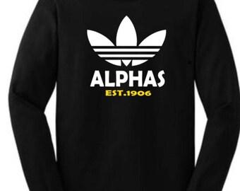 Alpha Phi Alpha Themed Shirt