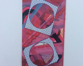 "Original Flashcard Painting ""15-15"""