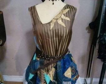 Sky Raider Dress