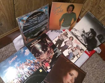 Vintage vinyl bundle (buy today ship today)