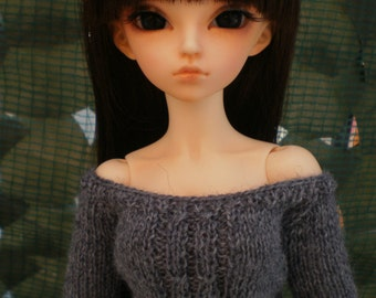 Handmade outfit pullover for MSD and SD
