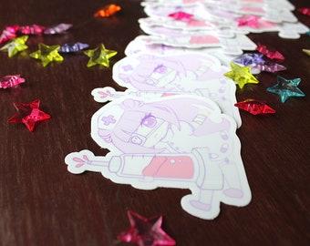 Menhera Nurse sticker