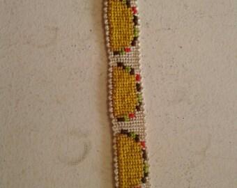 Taco Friendship Bracelet